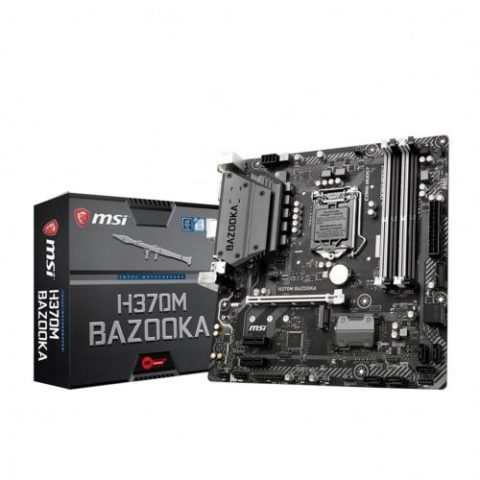 MOTHER MSI (1151) H370M BAZOOKA 1