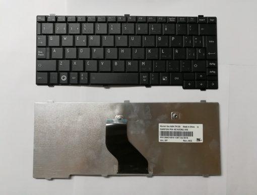 Teclado para Toshiba Mini NB200 NB250 NB255 NB300 NB500 NB505 1
