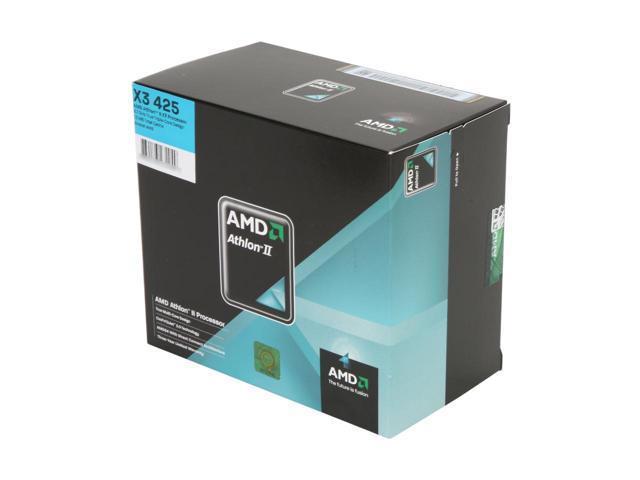 AMD Athlon II X3 425 Rana Triple-Core 2